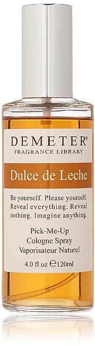Demeter Unisex Cologne Spray, Ducle De Leche, 4 Ounce