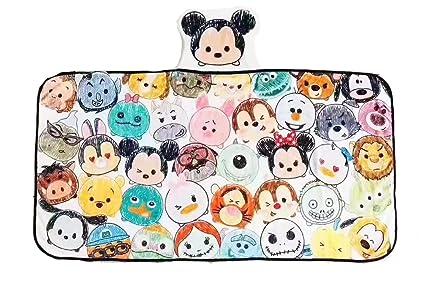 Mickey Unisexo Playa Piscina Bañera Ducha Toalla Alfombra para carro, para bebés de 1-