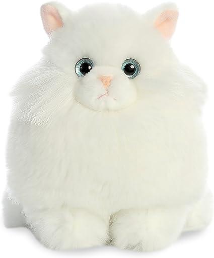Fat Cat Stuffed Animal Fun Toys For Kids World Muffins Tuxedo Plush Birthday New