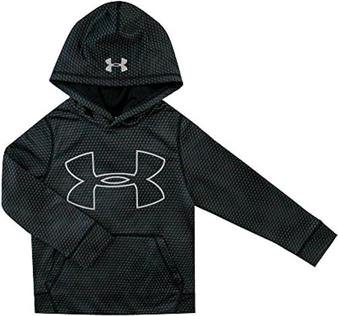 black under armour hoodie