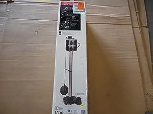 Everbilt 1/2 HP Pedestal Sump Pump