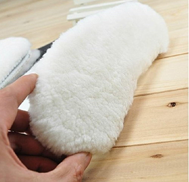 2 Parejas Unisexo Adultos S/úper Suave y Confort Aut/éntico Plantilla de Lana de Cordero Invierno Plantilla T/érmica Para las Botas de Nieve Australia plantillas de oveja