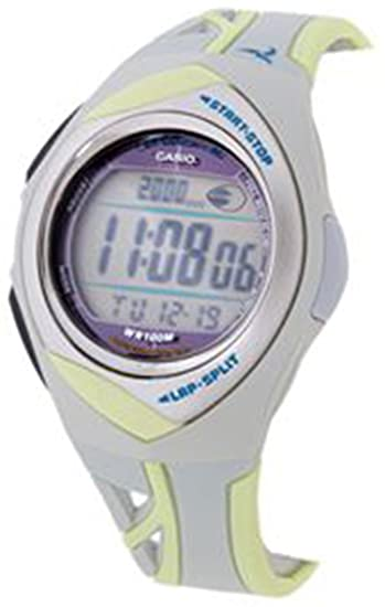 d5455b8b66fa Reloj Casio STR-200-7BV  Amazon.es  Relojes