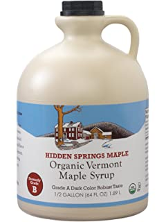 hidden springs maple syrup coupon code