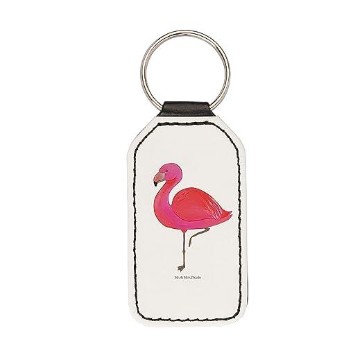 Mr. & Mrs. Panda llavero rectangular Flamingo Classic - 100 ...