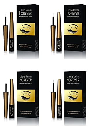 Long Lashes Forever, Eyelash Enhancing Serum, 4 ml lab series age rescue water charged gel cream