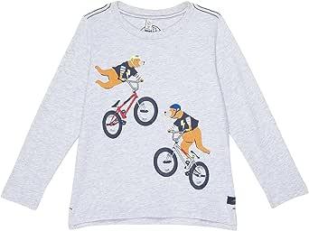 Joules Finlay Camiseta para Niños