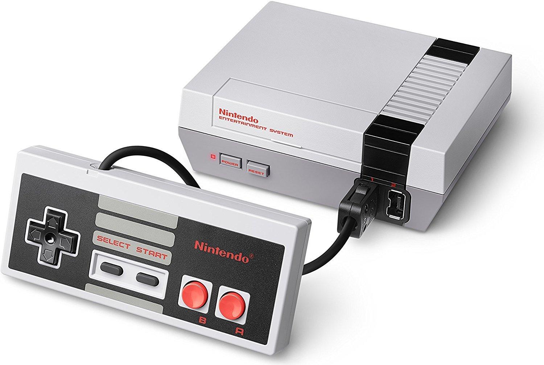 Nintendo NES Classic Mini EU Console by Nintendo (Image #3)