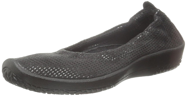 Arcopedico Women's L15D Slip On Loafers Shoes B002SP67S4 36 M EU Lagrimas Black