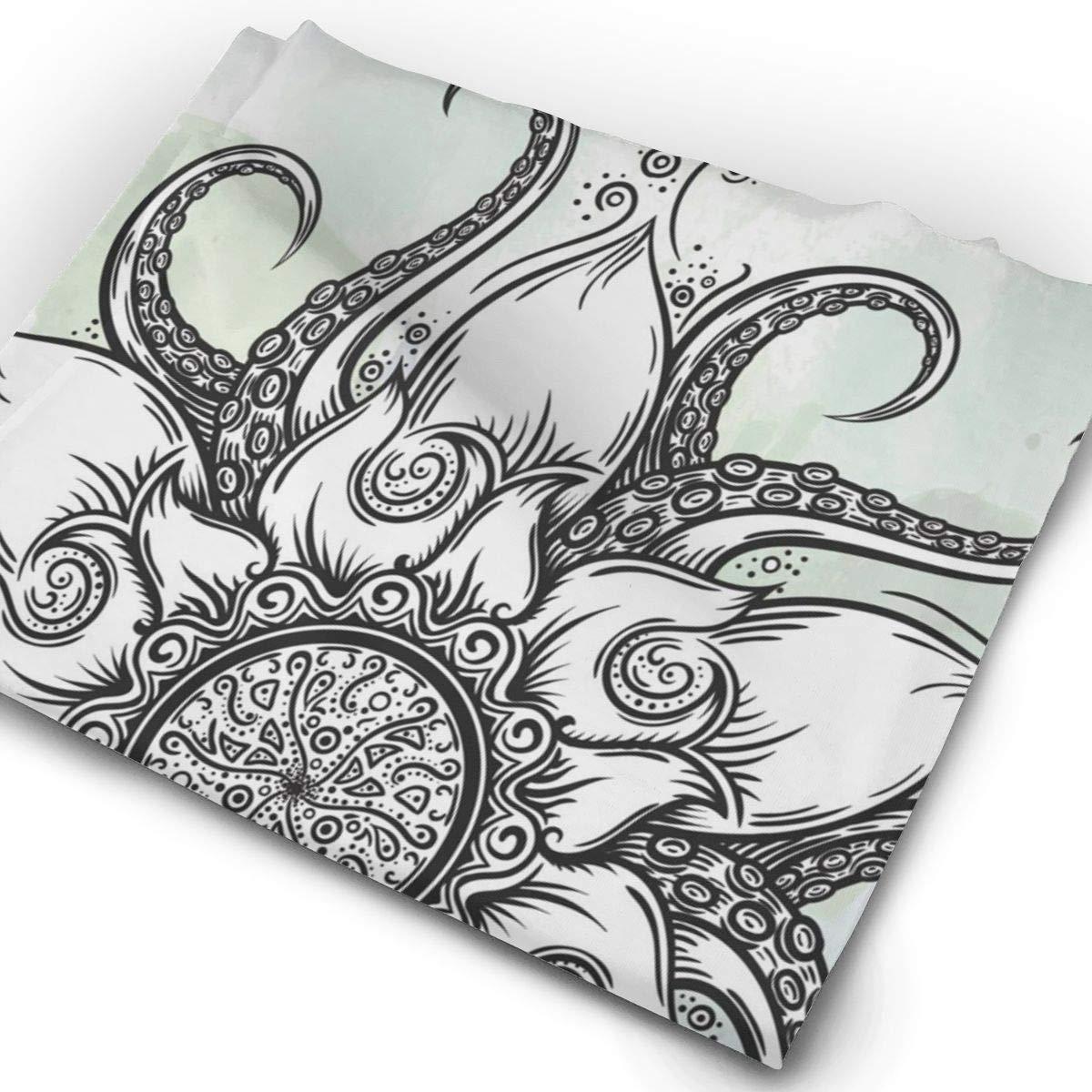 Headbands Octopus Headwear Bandana Sweatband Gaiter Head Wrap Mask Neck Outdoor Scarf