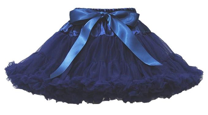 05aa83230e Amazon.com: Navy Blue Pettiskirt Skirt Tutu Dress Girl Clothing 1-8y:  Clothing