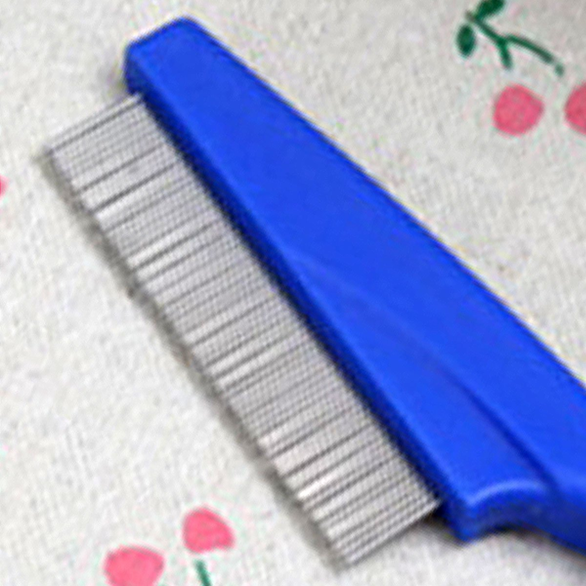The Wolf Moon® Professional Stainless Steel Louse and Lice Removal Combs for Head Lice Treatment Pack of 2