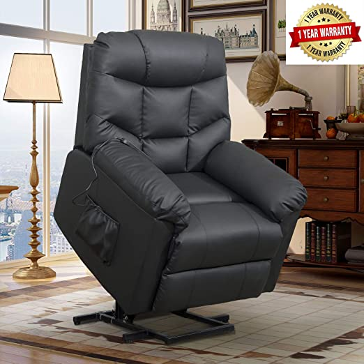 Lift Chairs Electric Recliner - Extreme Sturdiness