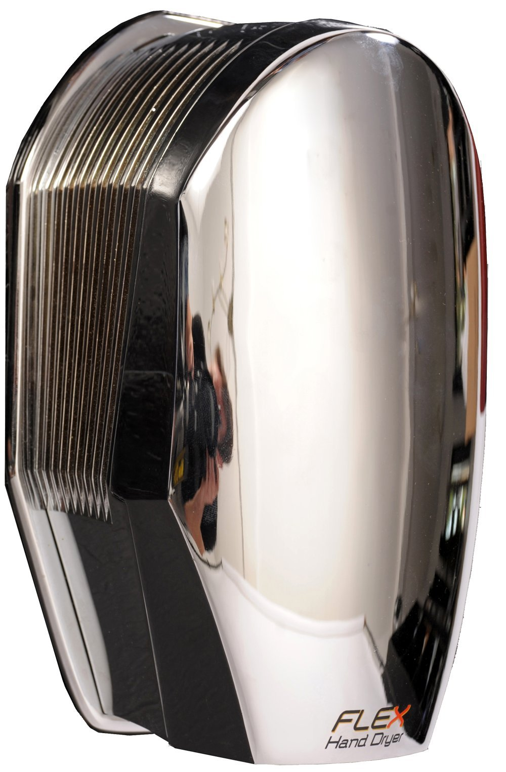 Flex Hand Dryer - Dries Hands in Less Than 10s. 10 Year Warranty. Heavy Duty Metal Casted Enclosure. Consumes only 800W. Modular Design facilitates Maintenance and Upgrades. Made in Canada. Other col