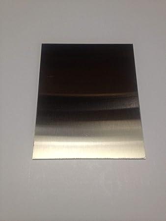 1 8 X 20 X 30 Aluminum Plate 11 Gauge 125 5052 Aluminum Amazon Com