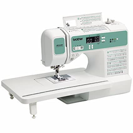 Amazon Brother XR40 Computerized 40 Stitches Sewing Machine Delectable New Sewing Machine