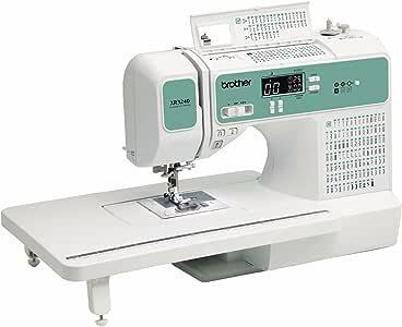 Brother xr3240 informatizado 140 hileras máquina de coser con ...