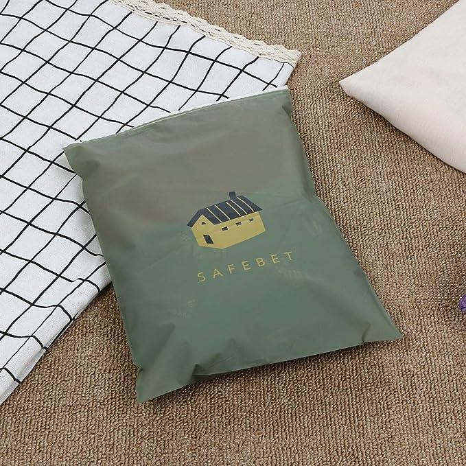 MSOOO - Bolsas de almacenamiento resistentes al agua para ropa interior: Amazon.es: Hogar