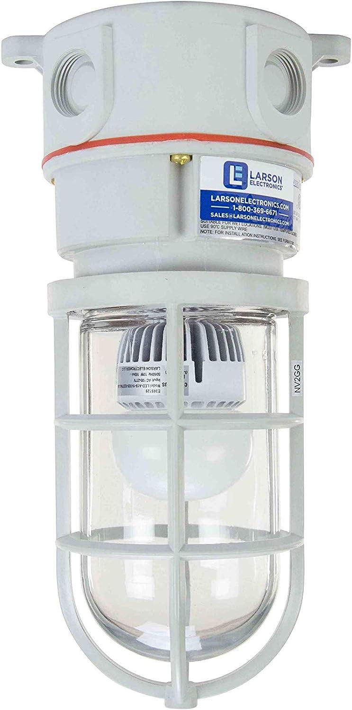 10W Chemical Resistant LED Light - Class 1 Div 2 - Class 2 Div 2 - Non-Metallic -Corrosion Resistant