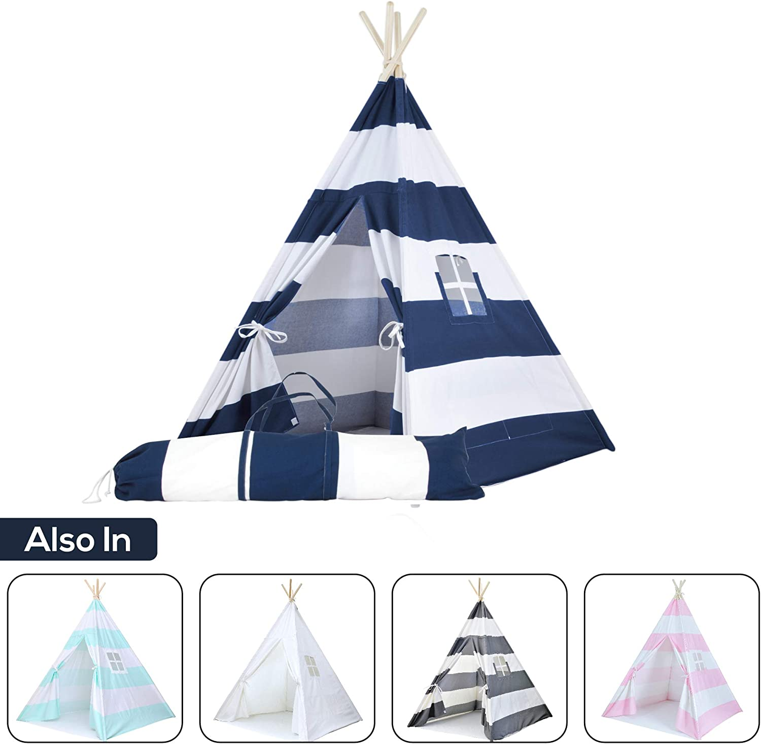 Top 15 Best Kids Teepee Tents (2020 Reviews & Buying Guide) 4