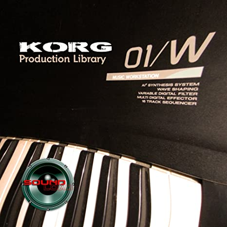 Amazon com: KORG 01/W THE very Best of - Large Original 24bit WAVE