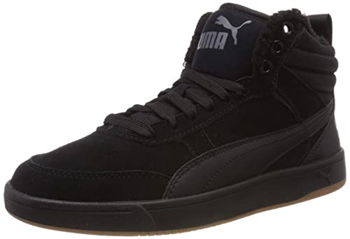 Puma Rebound Street V2 SD Fur, Baskets Hautes Mixte Adulte