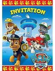 PAW Patrol Invitations, 8ct