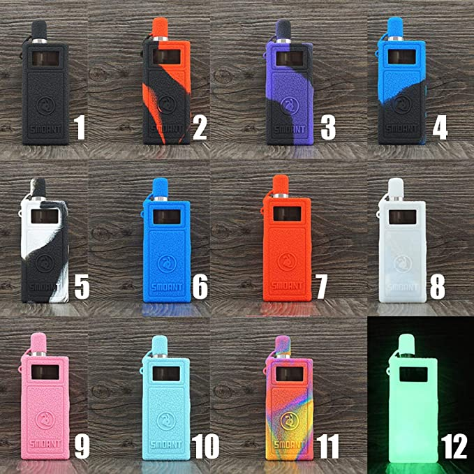 Amazon.com: DSC-Mart Silicone Case for Smoant Pasito Pod Kit ...
