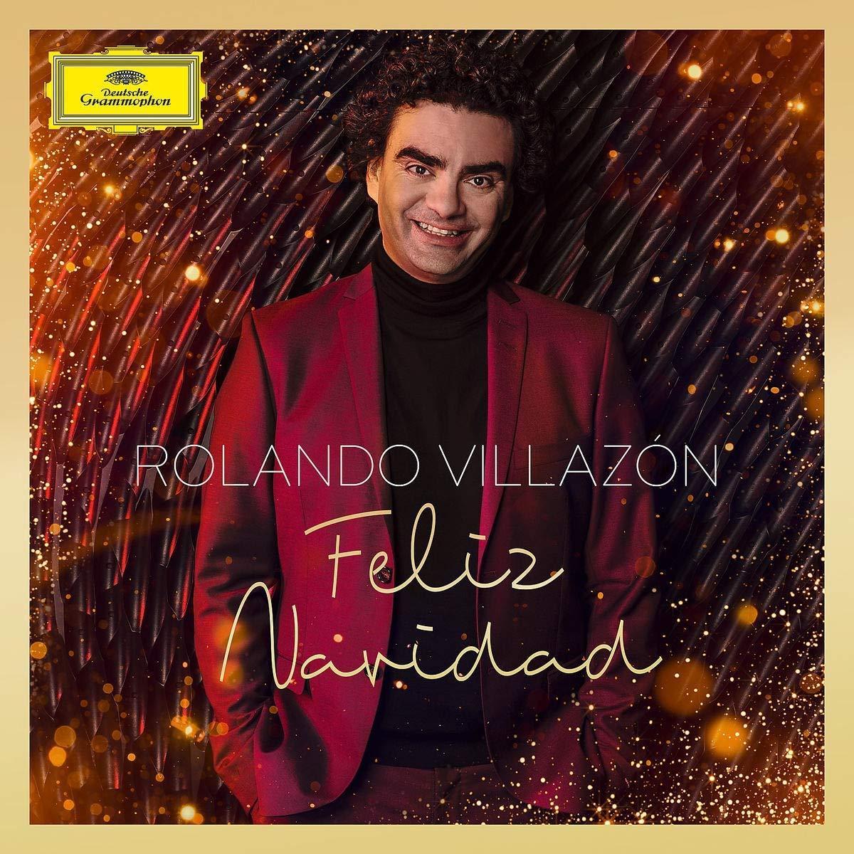 CD : Rolando Villazon - Feliz Navidad