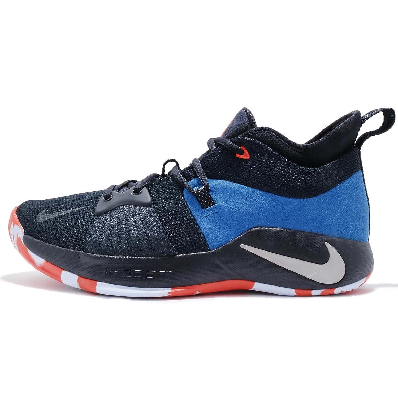 (ナイキ) PG 2 EP II メンズ バスケットボール シューズ Nike PG2 EP Home Craze AJ2040-400 [並行輸入品] B07B7JR1JN 29.0 cm DARK OBSIDIAN/METALLIC SILVER