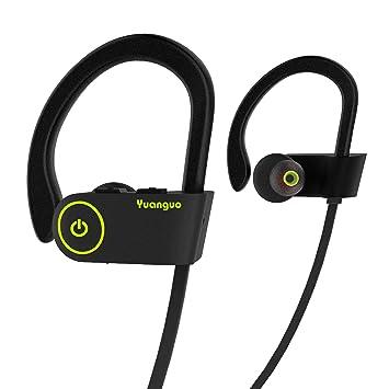 Holyhigh écouteur Bluetooth Yuanguo2 Casque Sans Fil Sport
