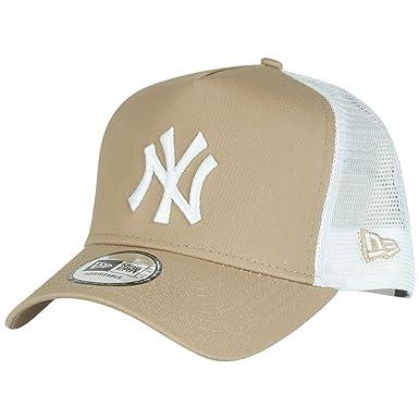 New Era Essential NY Yankees Gorra trucker: Amazon.es: Ropa y ...