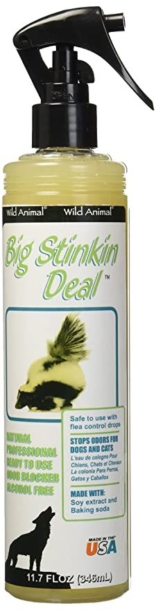 Amazon.com: Wild Animal Big Stinkin Deal RTU Spray, 11.7 fl ...