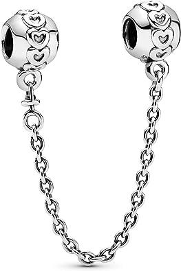Pandora 791088-05 - Cadena de plata de ley: Amazon.es: Joyería
