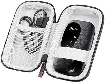 Khanka Hart Tasche Für Tp Link M7200 Huawei E5577 Computer Zubehör
