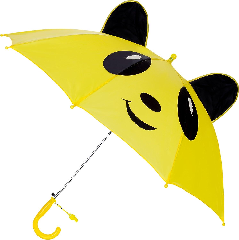 Plaid UV Safety Protection Portable Lightweight Compactable Umbrella Aqua and Purple