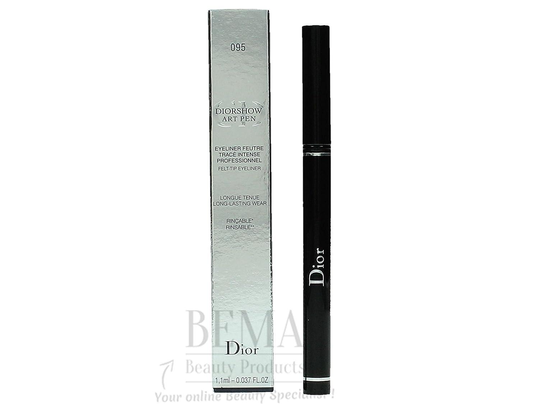 Dior Diorshow Art Pen Eyeliner Feutre Tracé Intense Professionnel 095 Catwalk Black 1, 1 ml 3734