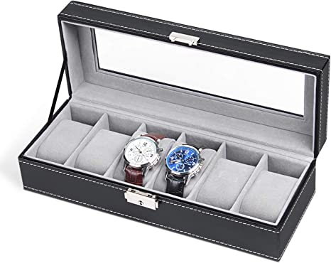black Suitcase to watches showcase for 24 shows//bracelets