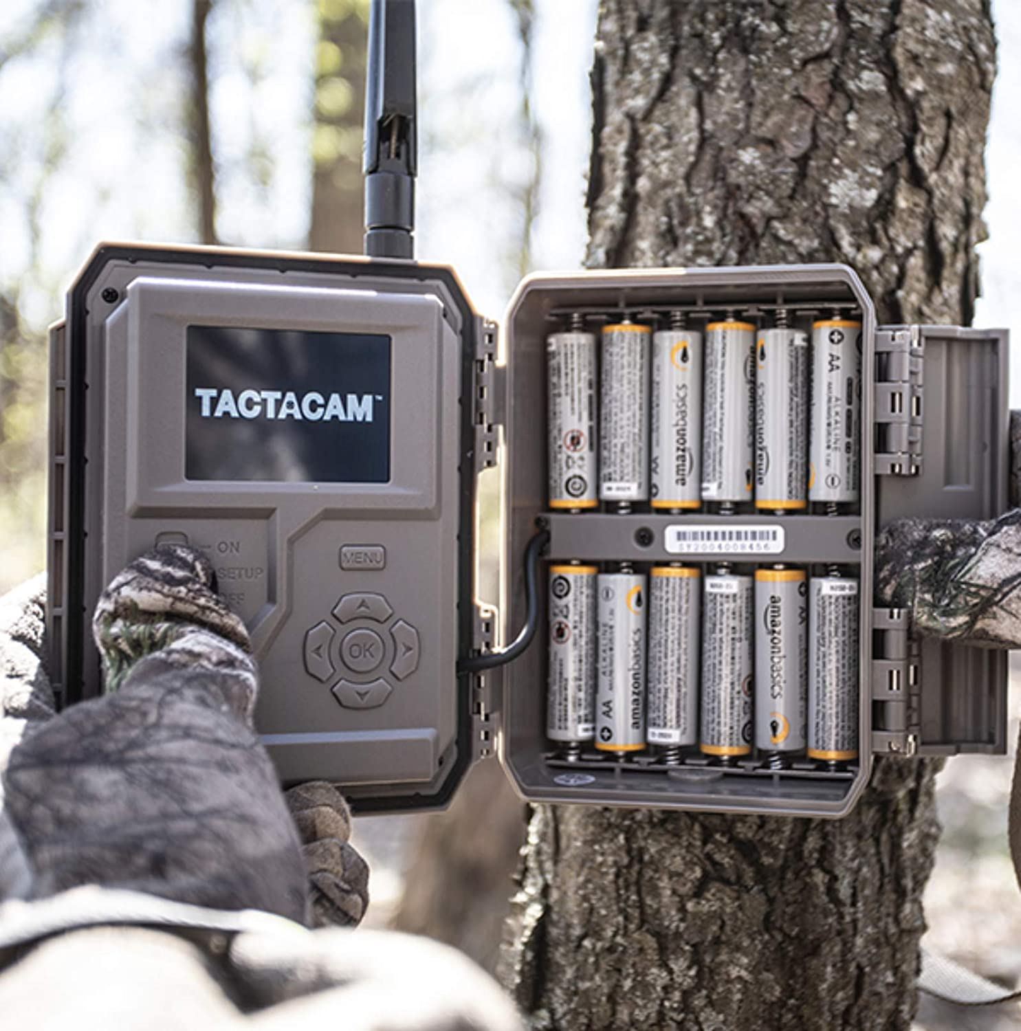 Verizon Free 2 Day Shipping New Tactacam Reveal 24MP Cellular Trail Camera
