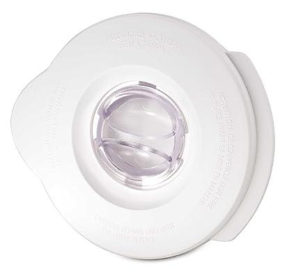 Oster BLSTAL-W00-050 - Tapa batidora de vaso Oster (blanca redonda y