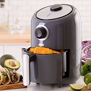 Dash Compact Air Fryer, 2 Quarts