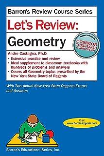 Amazon com: Regents Exams and Answers: Geometry (Barron's