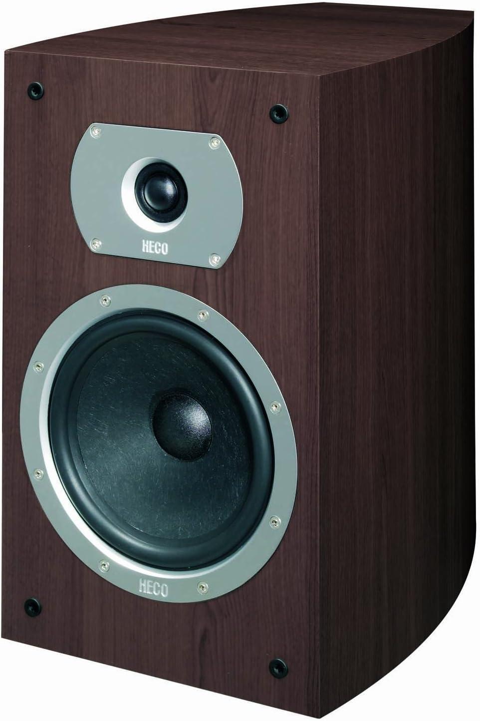 Heco Victa 301 Regallautsprecher Espresso 1 Paar Audio Hifi