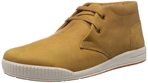 b72f5590fe3cc8 Woodland Men s Nubuck Leather Sneakers  Buy Online at Low Prices in ...