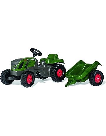 rolly toys rollyKid Fendt 516 Vario Pedal Tractor - Juguetes de Montar (520 mm,