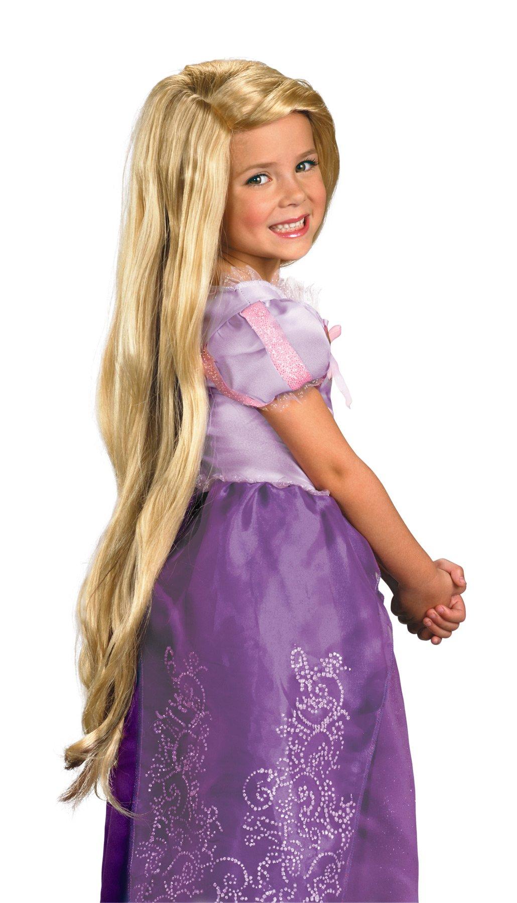 Rapunzel Wig Costume Accessory