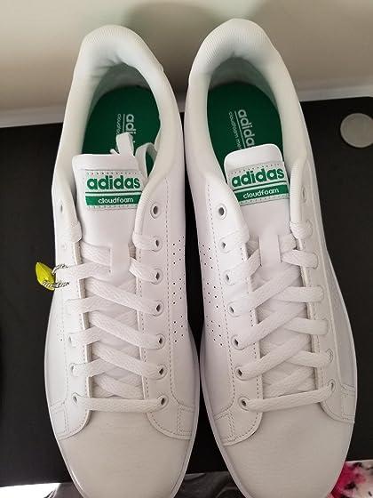 adidas Men's Cloudfoam Advantage Clean Sneaker Great buy