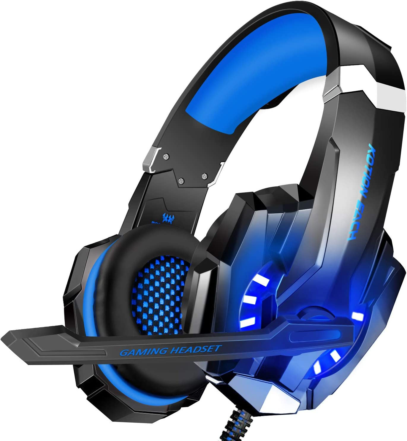 BLUEFIRE STEREO GAMING HEADSET FOR Nintendo switch The colour of This headphone is blue almost the gamer love this types of headset if you are love headset so this one is the best headset for he nintendo switch fortnite