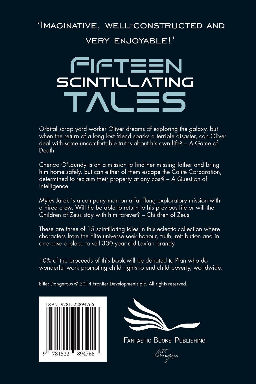 Elite: Tales From The Frontier (Elite: Dangerous) (Volume 3
