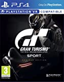 Gran Turismo Sport - Edition Day One - PSVR Compatible (PS4)